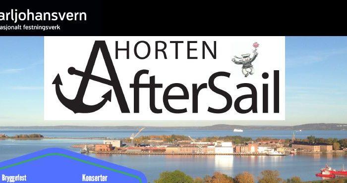 Invitasjon til Horten After Sail