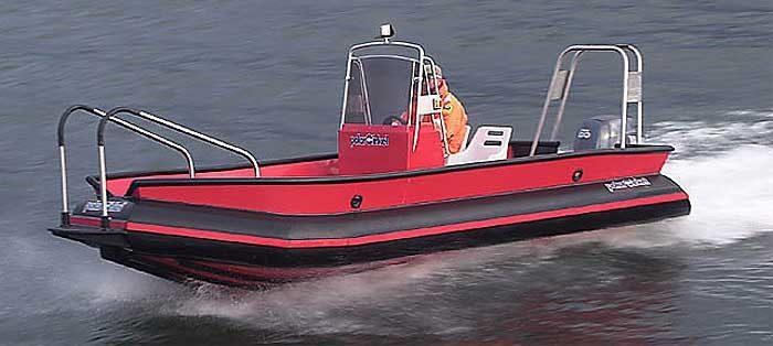 Beredskapsbåt i Østfold